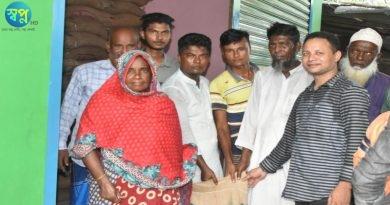 উল্লাপাড়ার হাটিকুমরুলে