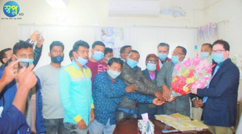 তালায় নবাগত উপজেলা নির্বাহী