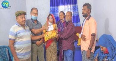 নওগাঁর আত্রাইয়ে সাংবাদিকদের